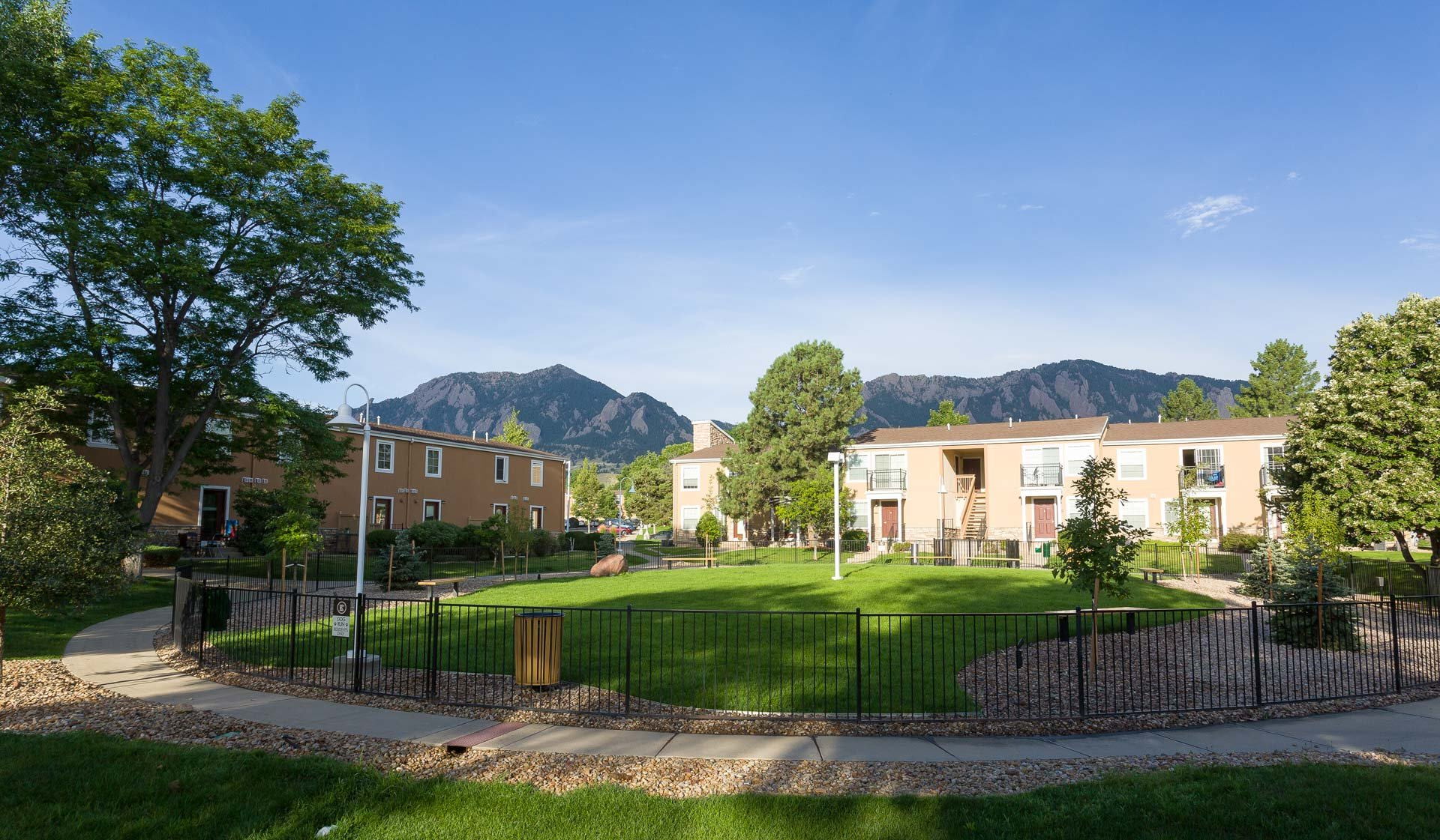 Boulder Creek Apartments - Boulder, CO - dog park
