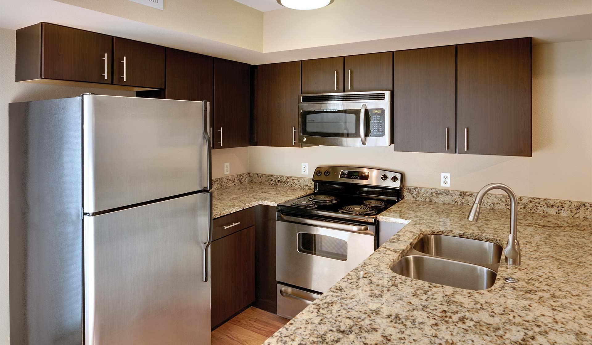Boulder Creek - Boulder CO - Kitchen